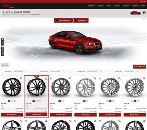 Rc Auto Konfigurator felgenkonfigurator brock rc design brock alloy wheels