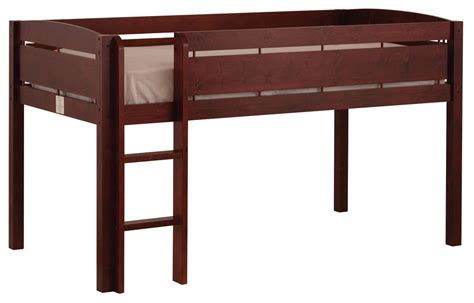 canwood whistler junior loft bed canwood whistler junior loft bed cherry