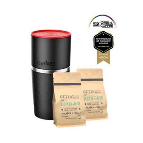 Kopi Arabika Coffee Cold Brew 250gr Drip 1 cafflano klassic coffee maker black otten coffee jual