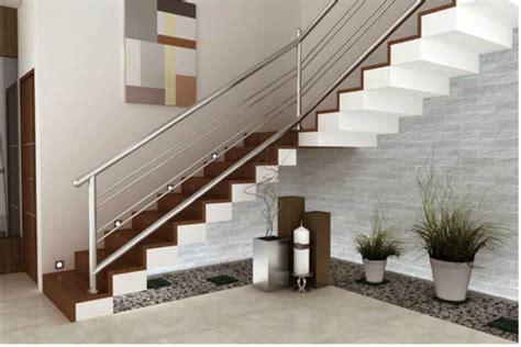 design dapur kecil dibawah tangga memanfaatkan ruang di bawah tangga rickyandpartners