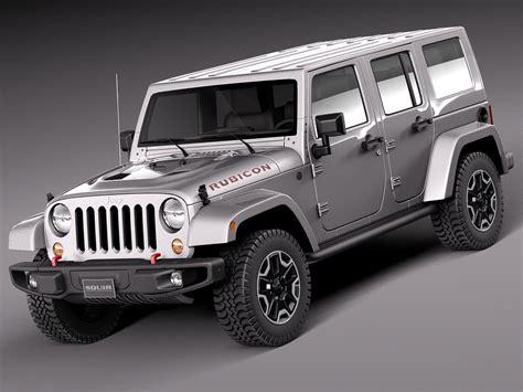 wrangler jeep 2014 3d model 2014 jeep wrangler