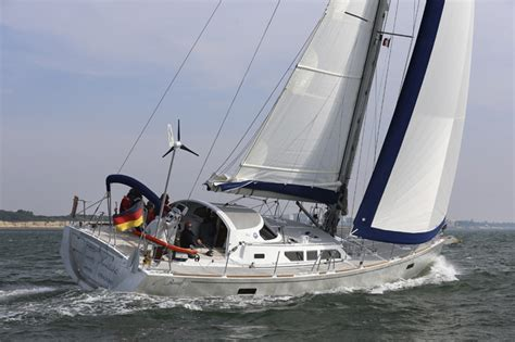 dog on boat to europe european yacht of the year