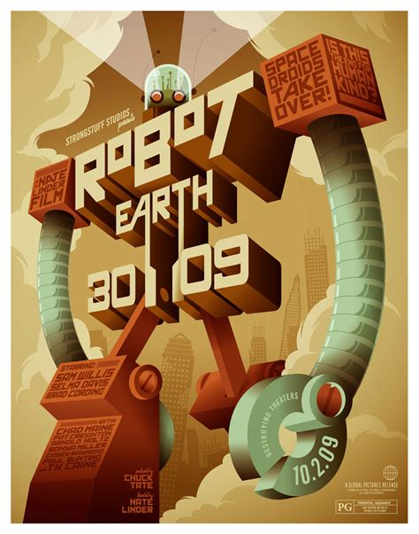 illustrator tutorial earth making of robot earth 3009 typographic illustration