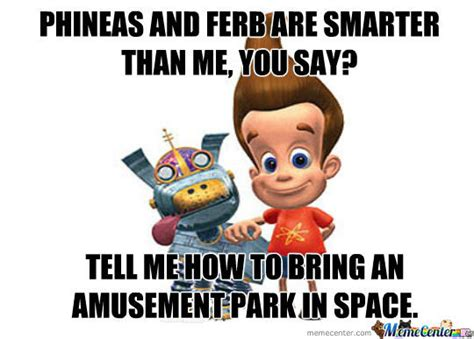 Jimmy Neutron Memes - jimmy neutron by cowky meme center
