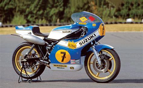 Suzuki Rg 500 Suzuki Rg500 Xr14 Racer Test Classic Japanese
