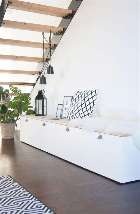Flur Einrichten Mit Besta by Sitzbank Im Flur Aus Ikea Best 229 Einrichten Und Wohnen