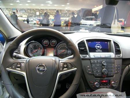 Opel Insignia Su Puesta De Largo En Londres