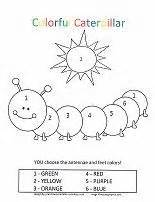 learn numbers preschool activities for 018 1000 images about amecc colors on color