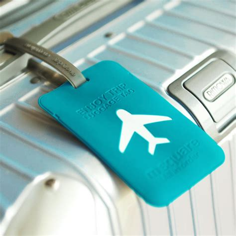 Lugage Tag 1 buy wholesale luggage tag from china luggage tag