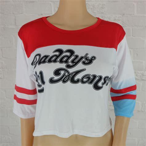 imagenes de joker ropa compra harley quinn camisa online al por mayor de china