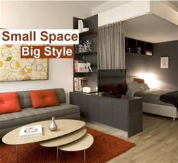 Home Interior Ideas For Small Spaces by Small Space Contemporary Interior Design Ideas
