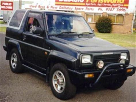 Daihatsu Modeles