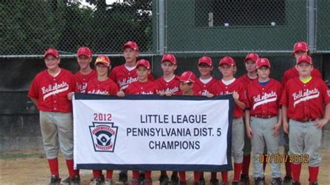 Pa League Sectionals by League History All District Section And State