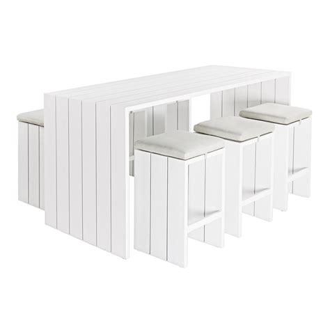 tavolo sgabelli tavoli e sedie atlantic tavolo bar 6 sgabelli