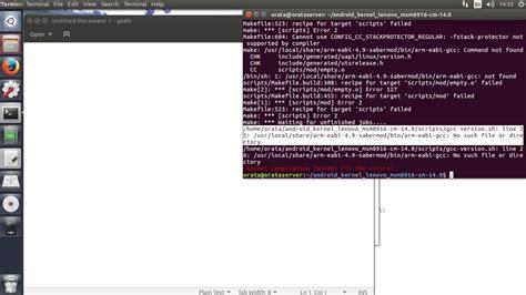 tutorial build android kernel tutorial build kernel android tingkat menengah youtube
