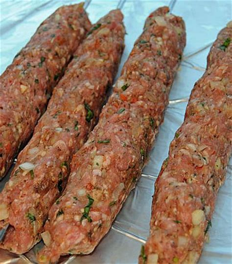 Adana Kebabs And Homemade Recipe On Pinterest Ottoman Cuisine Recipes