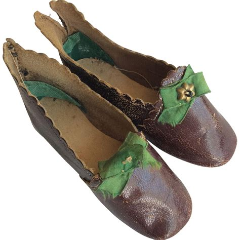 fashion doll shop netherlands lovely brown leather shoes for large fashion doll from