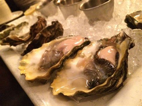 the brooklyn seafood steak oyster house selection of oysters yelp