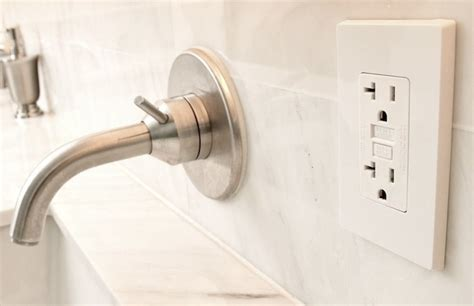 no power in bathroom outlets where to locate electrical outlets living room bathroom