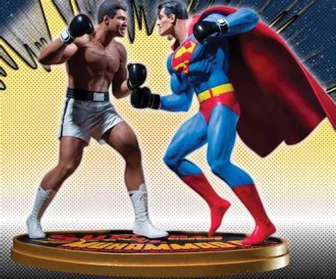 christopher reeve krypto statue superman toy special deel 2 brainfreeze gedachten