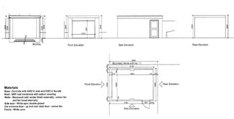 Design Drawings   Garages and Garden Buildings   CBS