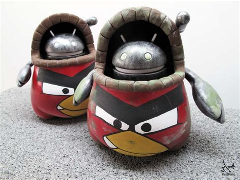 android  angry bird collectible figure gadgetsin