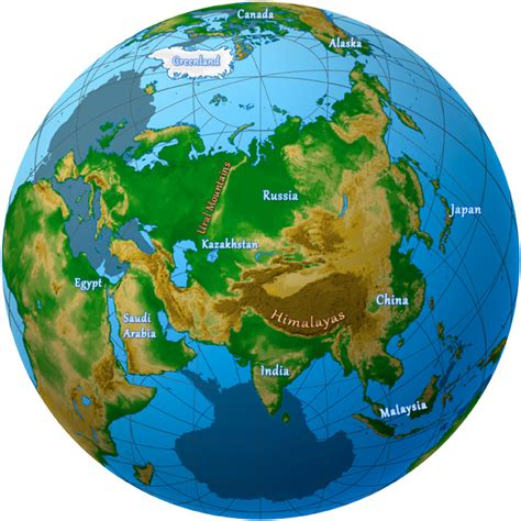 map of asia continent asia maps images