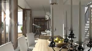 Exterior Interior C4d 3d Architecture Animation Interior Exterior Youtube