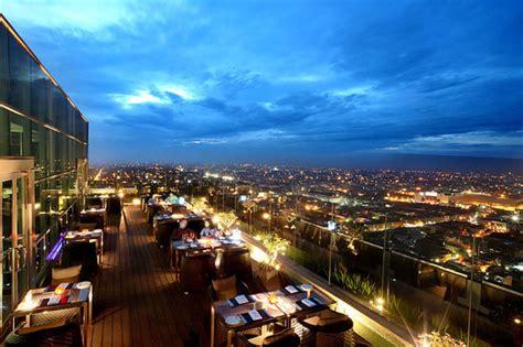 Swiss Bell Medan the edge restaurant 27th floor foto grand swiss belhotel medan medan tripadvisor