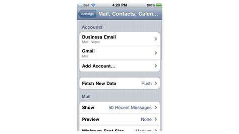 change iphone layout in email how to change your email password on your iphone kualo
