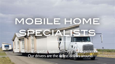 mobile home movers roberson mobile home movers