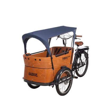 tenda parasole tenda parasole babboe curve dinamociclo cargo bike