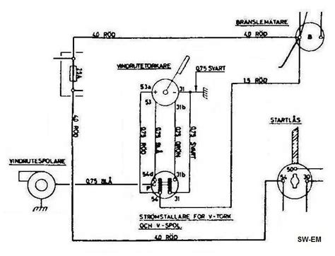 bosch rear wiper motor wiring diagram wiring diagram