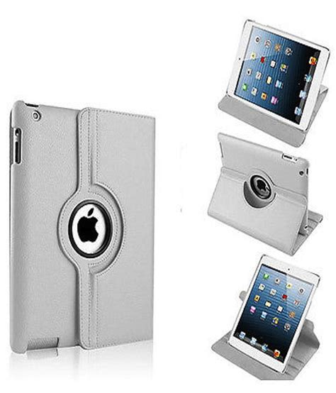 Air Rotate 360 Leather Flip Casing Cover Stand Kulit Kuat gioiabazar 360 degree rotating pu leather flip cover with stand for apple air 5th