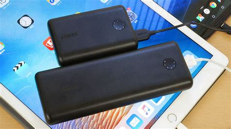 Anker Powercore Ii 20 000mah a mobile battery quot anker powercore ii 10000 quot quot anker powercore ii 20000 quot reviewing the output up