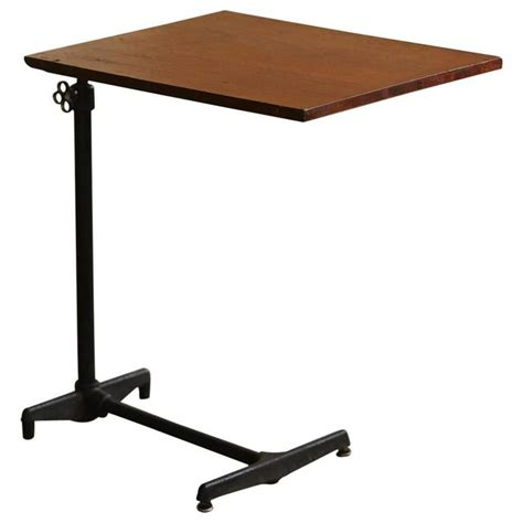 Adjustable Height Drafting Table Early 20th Century Adjustable Height Drawing Table Stand For Sale At 1stdibs