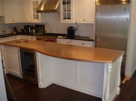 kitchen island tops copper countertops hoods sinks ranges panels by brooks