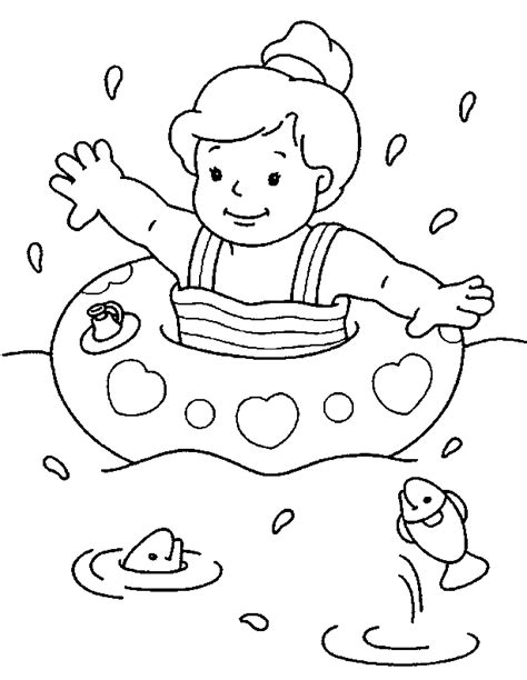 Coloring Now 187 Blog Archive 187 Summer Coloring Pages For Kids Summertime Coloring Pages