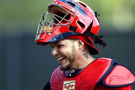 yadier molina tattoos meaning yadier molina photos photos st louis cardinals