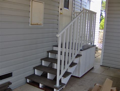 mobile home steps decks kaf mobile homes 57868