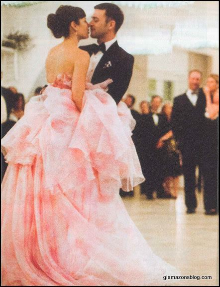 hochzeitskleid jessica biel fashion wedding jessica biel marries justin timberlake in