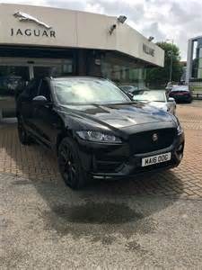 Jaguar Jeep Luxury Brands Suv Coscharis Introduces Jaguar F Pace