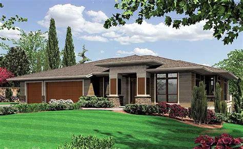 plan 6966am modern prairie style home plan prairie