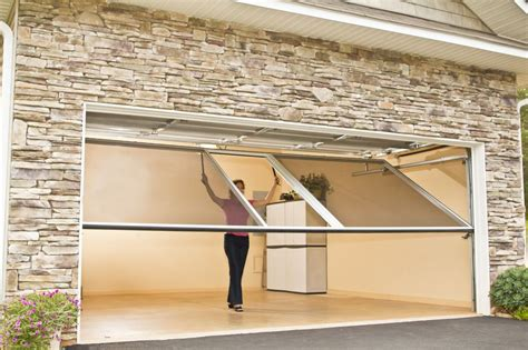 Banko Overhead Doors Garage Door Screens Florida Banko Overhead Doors