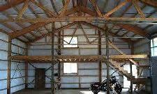 Pole Barn With Loft Plans Loft Aspirations Part I Attics And Lofts