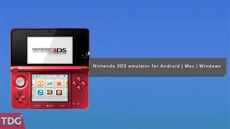 nintendo for android best nintendo 3ds emulator for android windows and mac in 2017 the droid guru