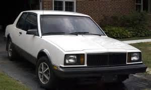 1983 Buick Skylark For Sale 1983 Buick Skylark T Type Buick Buick