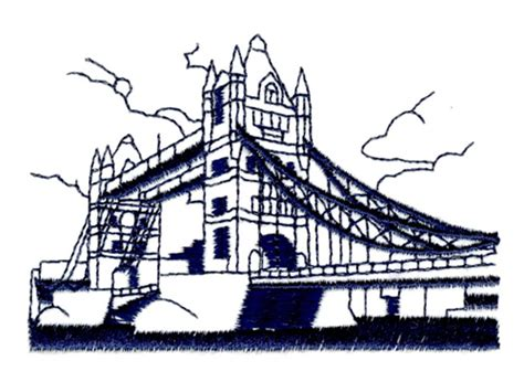 embroidery design london tower bridge london embroidery designs machine embroidery