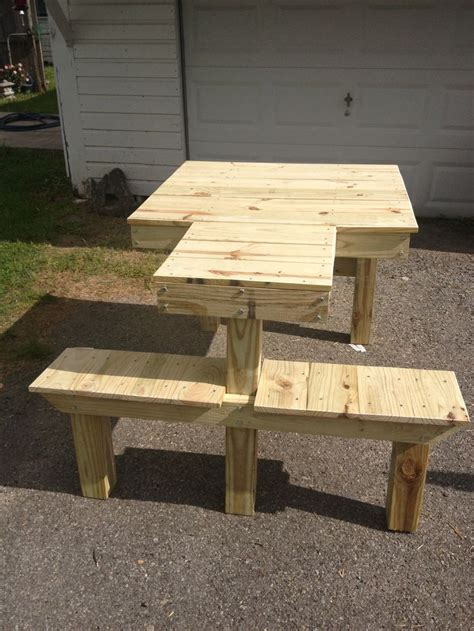 how to make a shooting bench shooting bench woodworking projects plans