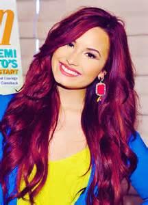 purple fuschia just plain awesome ombre hair dye